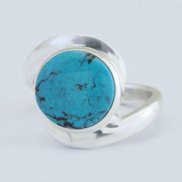 Stone: Turquoise-Tibetan (Ring)