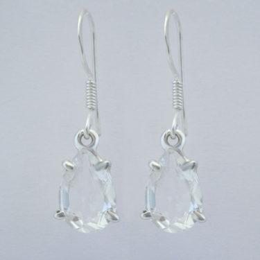 Stone: Quartz-Clear (Earring)