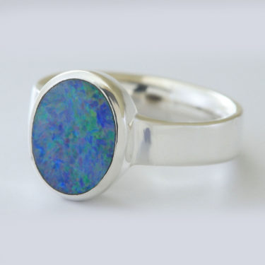 Stone: Opal-Doublet (Ring)