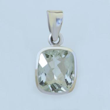 Stone: Prasiolite (Ring)
