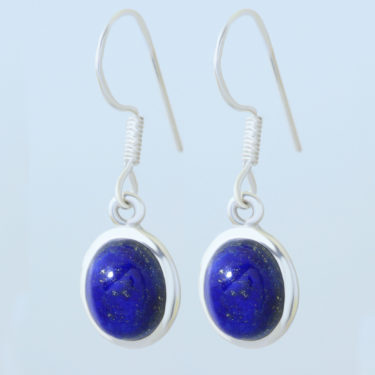 Stone: Lapis (Earring)