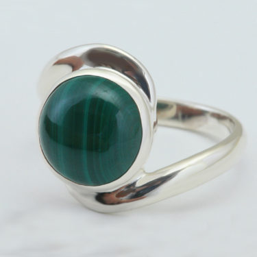 Stone: Malachite (Ring)