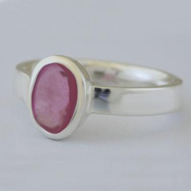 Stone: Ruby (Pendant)