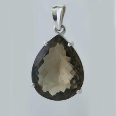 Stone: Quartz-Smoky (Pendant)